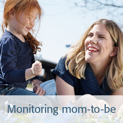 Monitoring mom-to-be