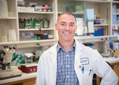 Dr. Trevor Shepherd is one of a handful of scientists in Canada to dedicate his career to finding a cure for ovarian cancer.