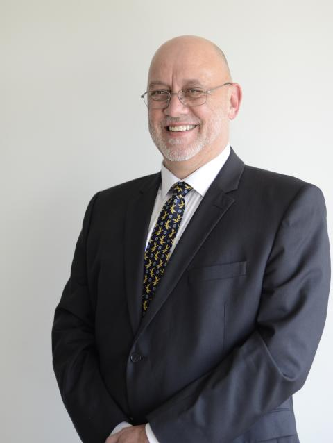 LHSC's new President and CEO Murray Glendining