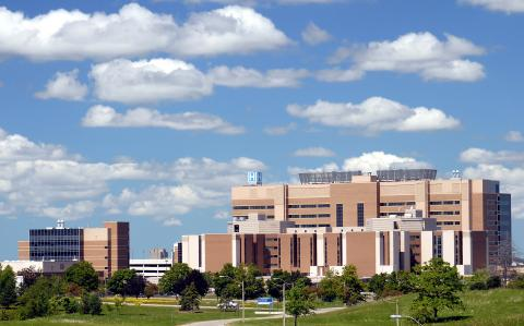 University Hospital in London, Ontario