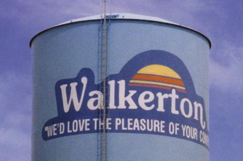 Walkerton Water Tower